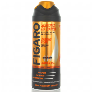 FIGARO arganowa pianka do golenia 400ml - PRORASO