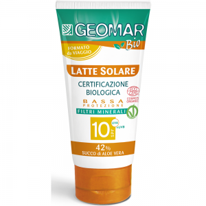 GEOMAR mleczko BIO do opalania SPF 30 100ml